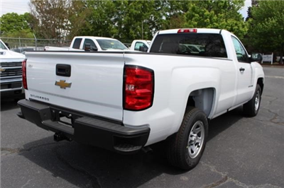 2018 Silverado 1500 Regular Cab 4x2,  Pickup #F307505 - photo 2