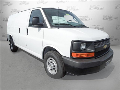 2017 Express 2500 Cargo Van #F338687 - photo 10
