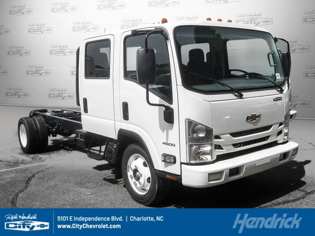 2017 LCF 4500 Crew Cab Cab Chassis #F802433 - photo 1