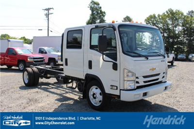 2018 LCF 4500 Crew Cab 4x2,  Cab Chassis #F802936 - photo 1