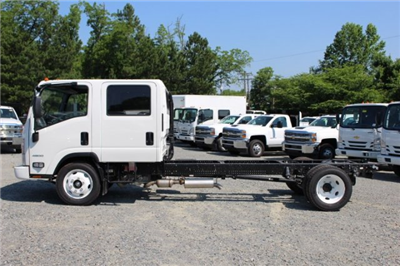 2018 LCF 4500 Crew Cab 4x2,  Cab Chassis #F802936 - photo 4