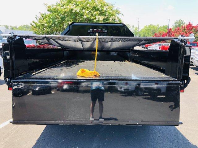 2019 Silverado Medium Duty DRW 4x2,  Knapheide Drop Side Dump Body #F805267 - photo 18