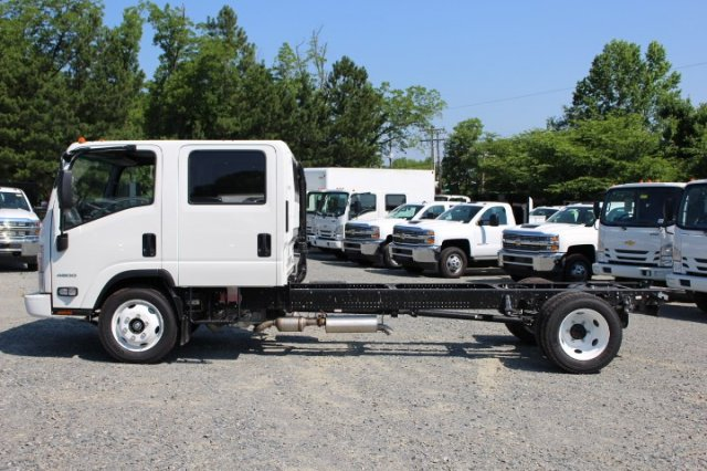 2017 LCF 4500 Crew Cab 4x2,  Cab Chassis #F808903 - photo 4