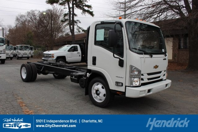 2018 LCF 4500 Regular Cab 4x2,  Cab Chassis #F811322 - photo 1
