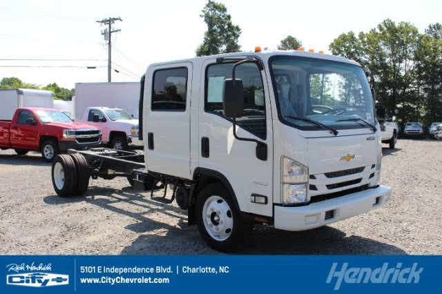 2018 LCF 4500 Crew Cab 4x2,  Cab Chassis #F812154 - photo 1