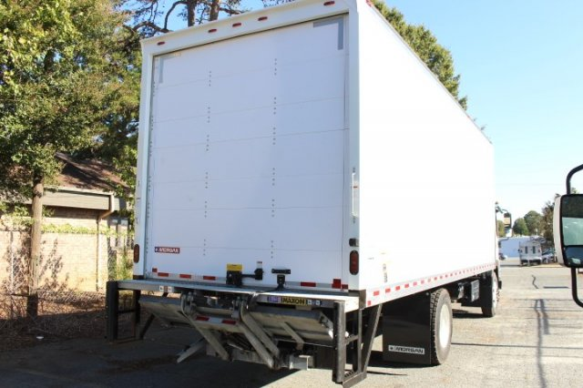 2018 LCF 6500XD Regular Cab 4x2,  Morgan Dry Freight #FG01562 - photo 1