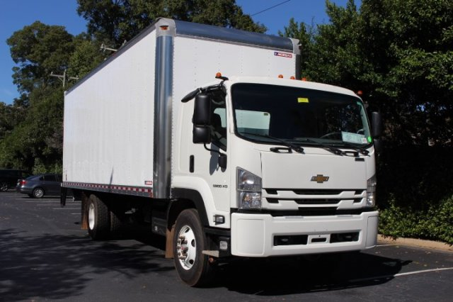 2018 LCF 6500XD Regular Cab 4x2,  Morgan Aluminum Dry Freight #FG01563 - photo 3