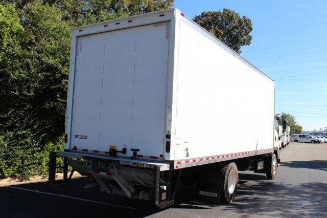 2018 LCF 6500XD Regular Cab 4x2,  Morgan Aluminum Dry Freight #FG01563 - photo 2