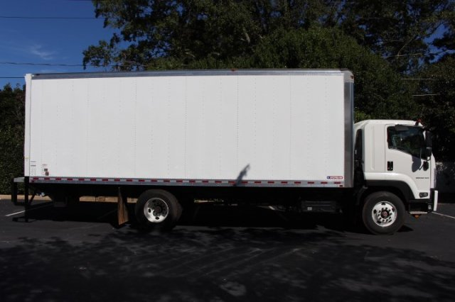 2018 LCF 6500XD Regular Cab 4x2,  Morgan Aluminum Dry Freight #FG01563 - photo 6