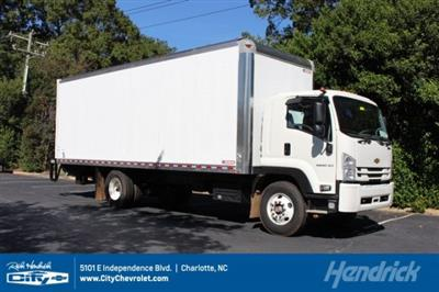 2018 LCF 6500XD Regular Cab 4x2,  Morgan Aluminum Dry Freight #FG01563 - photo 1