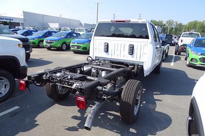 2021 Silverado 2500 Double Cab 4x2,  Cab Chassis #FM02932 - photo 2