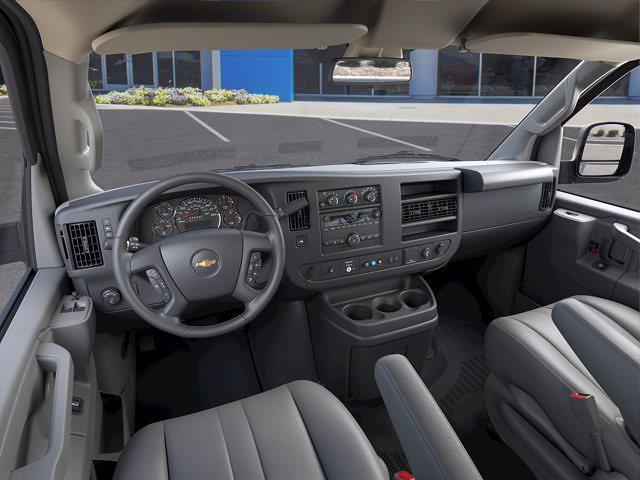 2021 Chevrolet Express 3500 4x2, Empty Cargo Van #FM0824 - photo 12