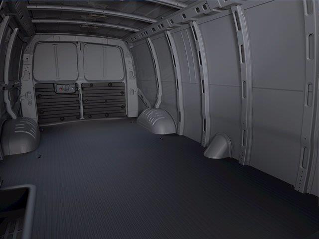 2021 Chevrolet Express 3500 4x2, Empty Cargo Van #FM0824 - photo 14