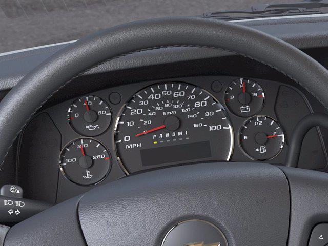 2021 Chevrolet Express 3500 4x2, Empty Cargo Van #FM0824 - photo 15