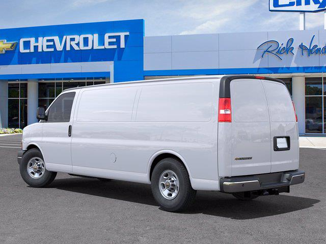 2021 Chevrolet Express 3500 4x2, Empty Cargo Van #FM0824 - photo 4