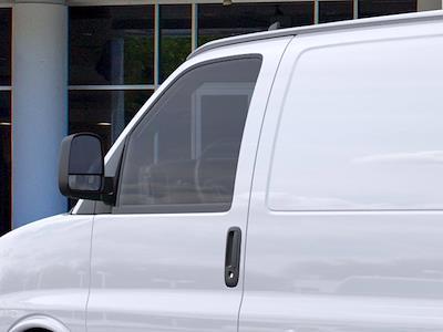 2021 Chevrolet Express 3500 4x2, Empty Cargo Van #FM0824 - photo 10