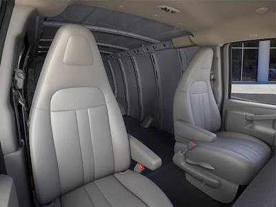 2021 Chevrolet Express 3500 4x2, Empty Cargo Van #FM0824 - photo 13