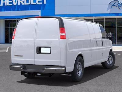 2021 Chevrolet Express 3500 4x2, Empty Cargo Van #FM0824 - photo 2