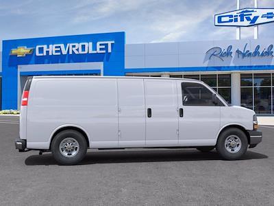 2021 Chevrolet Express 3500 4x2, Empty Cargo Van #FM0824 - photo 5