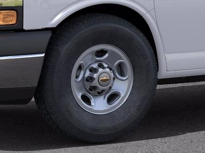 2021 Chevrolet Express 3500 4x2, Empty Cargo Van #FM0824 - photo 7