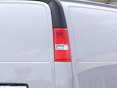 2021 Chevrolet Express 3500 4x2, Empty Cargo Van #FM0824 - photo 9