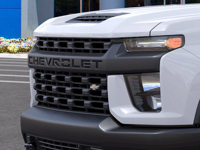 2021 Chevrolet Silverado 2500 Crew Cab 4x2, Pickup #FM10765 - photo 11
