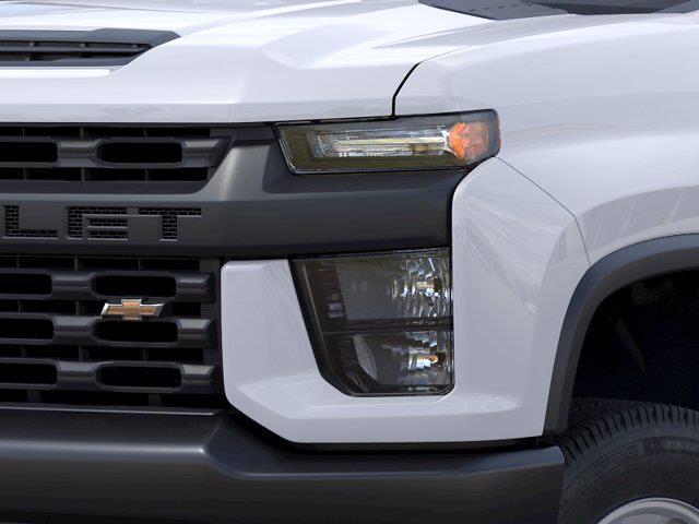 2021 Chevrolet Silverado 2500 Crew Cab 4x2, Pickup #FM10765 - photo 8