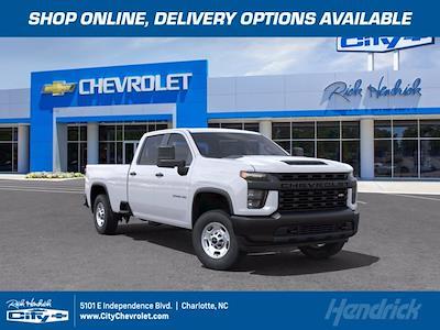2021 Chevrolet Silverado 2500 Crew Cab 4x2, Pickup #FM10765 - photo 1