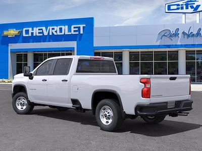 2021 Chevrolet Silverado 2500 Crew Cab 4x2, Pickup #FM10765 - photo 4