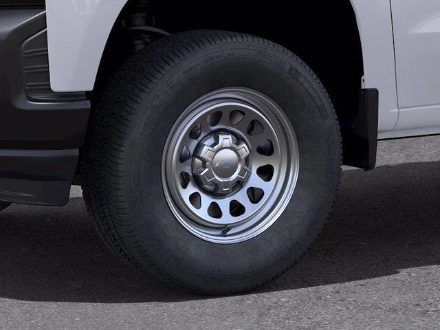 2021 Chevrolet Silverado 1500 Double Cab 4x2, Pickup #FM14331 - photo 7