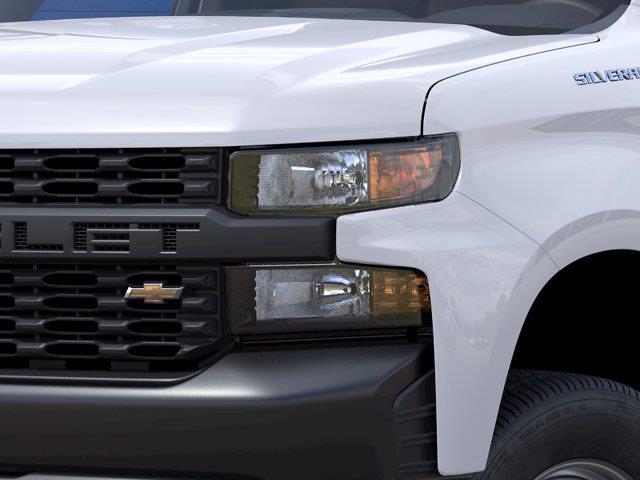 2021 Chevrolet Silverado 1500 Double Cab 4x2, Pickup #FM14560 - photo 8
