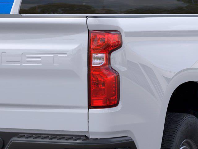 2021 Chevrolet Silverado 1500 Double Cab 4x2, Pickup #FM14560 - photo 9
