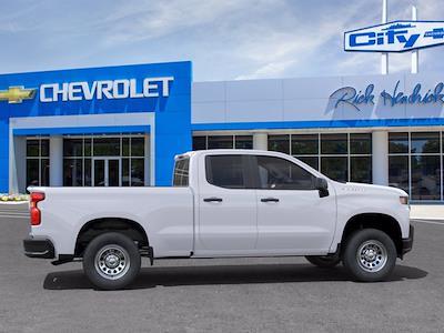 2021 Chevrolet Silverado 1500 Double Cab 4x2, Pickup #FM14560 - photo 5
