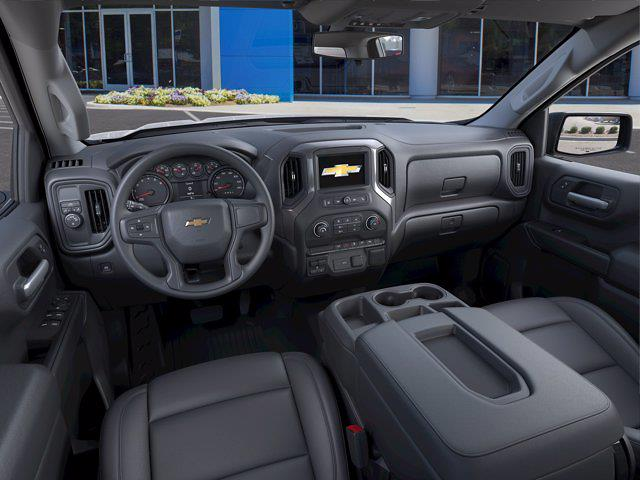 2021 Chevrolet Silverado 1500 Double Cab 4x2, Pickup #FM14598 - photo 12