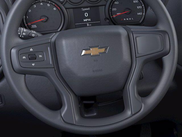 2021 Chevrolet Silverado 1500 Double Cab 4x2, Pickup #FM14598 - photo 16