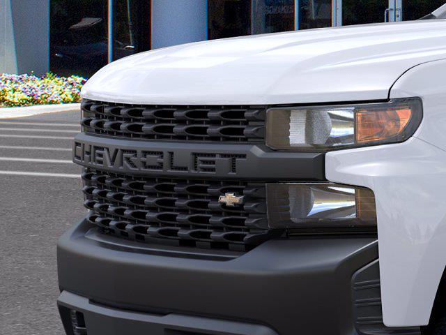 2021 Chevrolet Silverado 1500 Double Cab 4x4, Pickup #FM16223 - photo 11