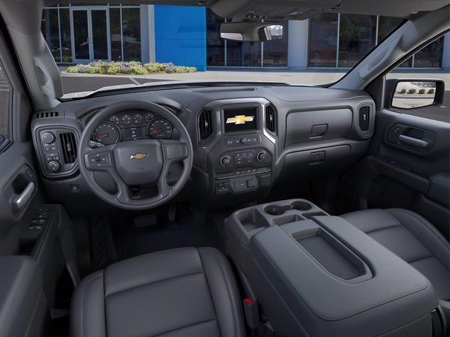 2021 Chevrolet Silverado 1500 Double Cab 4x4, Pickup #FM16223 - photo 12