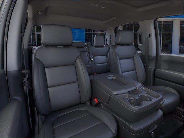 2021 Chevrolet Silverado 1500 Double Cab 4x4, Pickup #FM16223 - photo 13