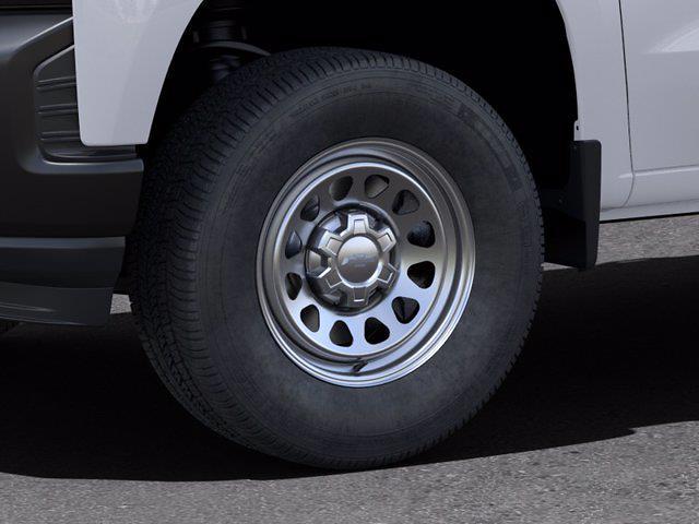 2021 Chevrolet Silverado 1500 Double Cab 4x4, Pickup #FM16223 - photo 7
