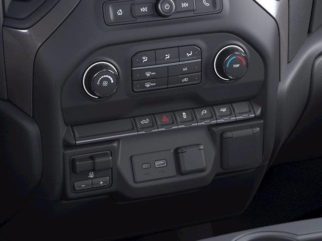 2021 Chevrolet Silverado 1500 Double Cab 4x2, Pickup #FM16562 - photo 20