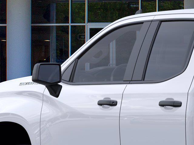 2021 Chevrolet Silverado 1500 Double Cab 4x4, Pickup #FM24676 - photo 10