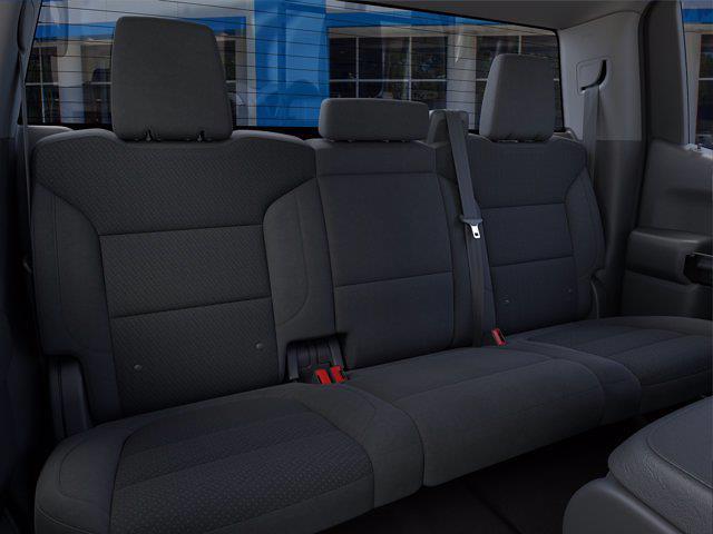 2021 Chevrolet Silverado 1500 Double Cab 4x4, Pickup #FM24676 - photo 14