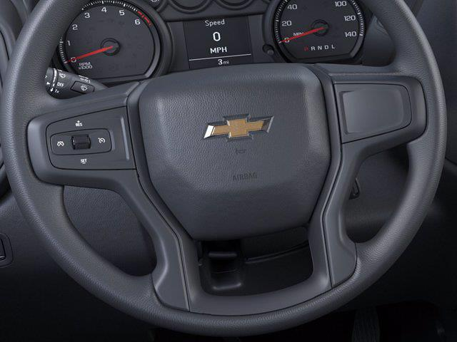 2021 Chevrolet Silverado 1500 Double Cab 4x4, Pickup #FM24676 - photo 16