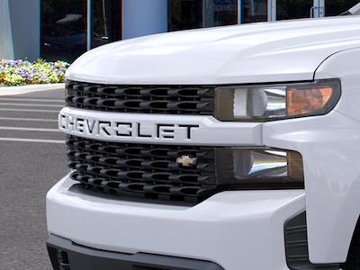 2021 Chevrolet Silverado 1500 Double Cab 4x4, Pickup #FM24676 - photo 11
