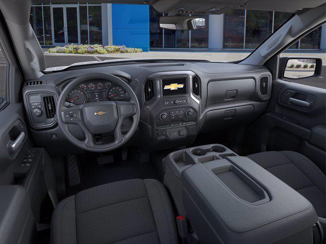 2021 Chevrolet Silverado 1500 Double Cab 4x2, Pickup #FM24687 - photo 12
