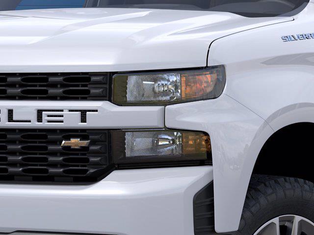 2021 Chevrolet Silverado 1500 Double Cab 4x2, Pickup #FM24687 - photo 8