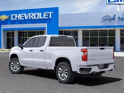 2021 Chevrolet Silverado 1500 Double Cab 4x2, Pickup #FM24687 - photo 4