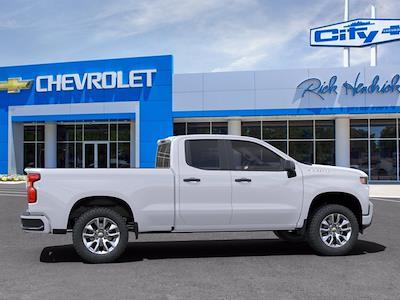 2021 Chevrolet Silverado 1500 Double Cab 4x2, Pickup #FM24687 - photo 5