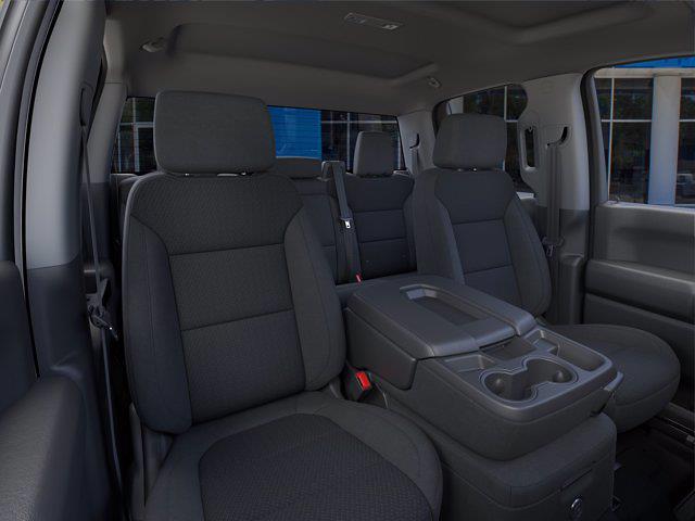 2021 Chevrolet Silverado 1500 Double Cab 4x2, Pickup #FM29411 - photo 13