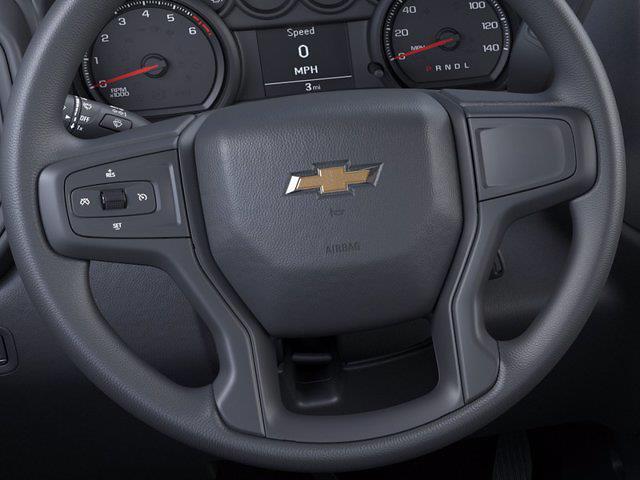 2021 Chevrolet Silverado 1500 Double Cab 4x2, Pickup #FM29411 - photo 16